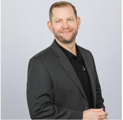 Luke DeVore, SVP Corporate Development